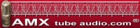 AMX tube audio logo
