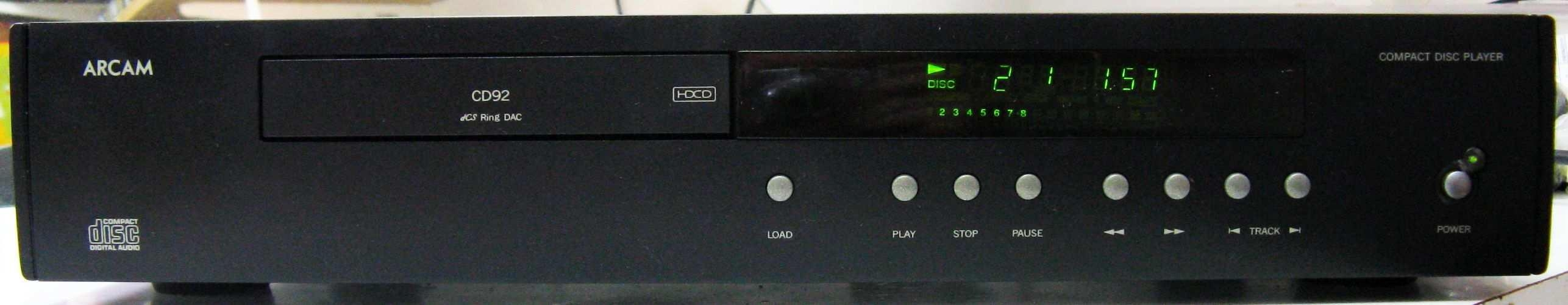Steves do it yourself cd players project arcam cd 92 repair introduction solutioingenieria Choice Image
