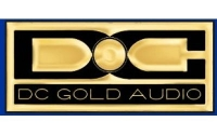 DC Gold Audio logo