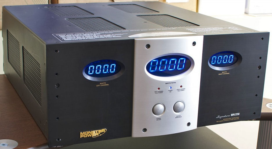 Meridian Audio Mpa Solid State Amplifier
