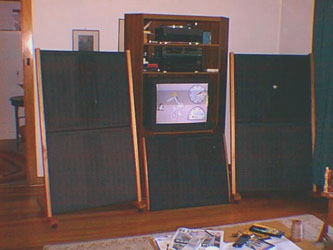 Quad Article Quad Esl 57 Home Theatre By Peter Oneill