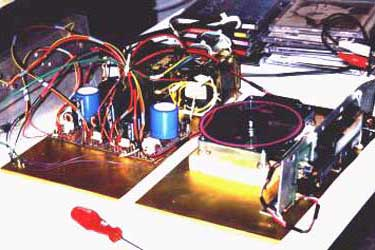 Steves do it yourself cd players project philips vau 1252 10 audio project solutioingenieria Choice Image