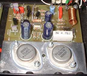 Dpr Bk P A on audio power amplifier projects